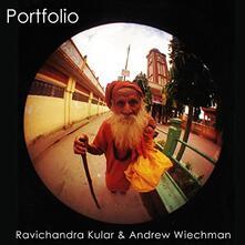 Portfolio - CD Audio di Andrew Wiechman