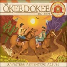 Saddle Up! - CD Audio + DVD di Okee Dokee Brothers