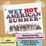 Cover CD Colonna sonora Wet Hot American Summer