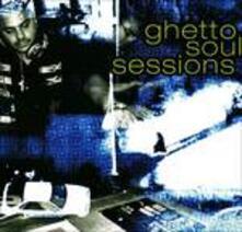 Ghetto Soul Sess - CD Audio