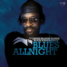 Blues Allnight - CD Audio di James Blood Ulmer