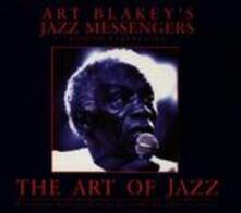 The Art of Jazz. Live in Leverkusen - CD Audio di Art Blakey,Jazz Messengers