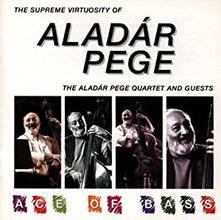 Ace of Bass - CD Audio di Aladár Pege