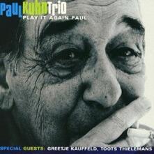 Play it Again Paul - CD Audio di Paul Kuhn