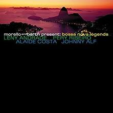 Bossa Nova Legends - CD Audio di Paulo Morello,Kim Barth