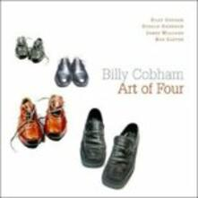 The Art of Four - CD Audio di Billy Cobham