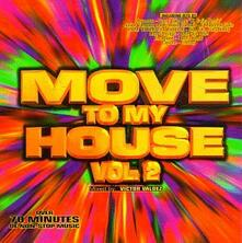 Move to my House vol.2 - CD Audio