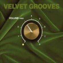 Velvet Grooves Volume - CD Audio
