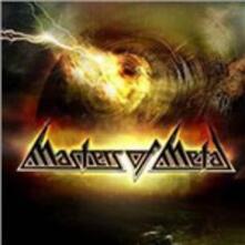 Masters of Metal - CD Audio di Masters of Metal