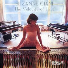 Velocity of Love - CD Audio di Suzanne Ciani