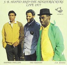 Live 1977 - CD Audio di J.B. Hutto