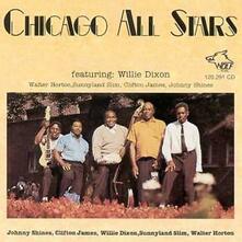 And the Chicago Allstars - CD Audio di Willie Dixon
