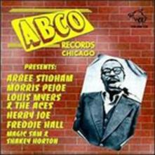 Abco Chicago Blues Recordings - CD Audio
