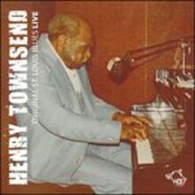 Original St. Louis Blues Live - CD Audio di Henry Townsend