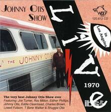Live in L.A. - CD Audio di Johnny Otis
