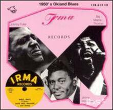 Oakland Blues-Irma Record - CD Audio