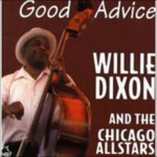 Good Advice. Live - CD Audio di Willie Dixon