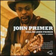 Call Me John Primer - CD Audio di John Primer