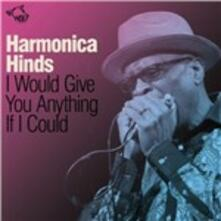 I'd Give You Anything if I Could - CD Audio di Mervyn Harmonica Hinds