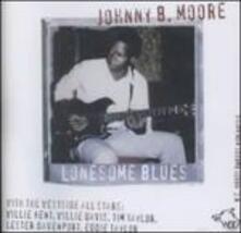 Lonesome Blues C.b.s.vol.5 - CD Audio di Johnny B. Moore