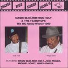 Chicago Blues Sessions vol.10 - CD Audio di Magic Slim