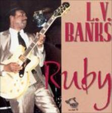 Ruby - CD Audio di L.V. Banks