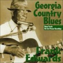 Georgia Country Blues - CD Audio di Frank Edwards