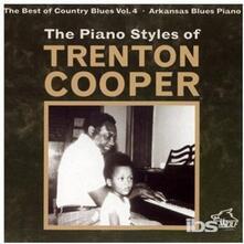 Piano Styles of - CD Audio di Trenton Cooper