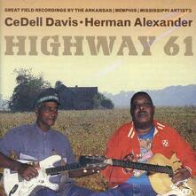 Highway 61 - CD Audio di Cedell Davis