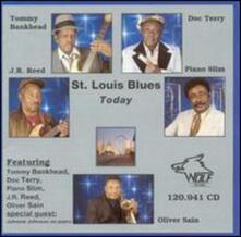 St. Louis Blues Today - CD Audio
