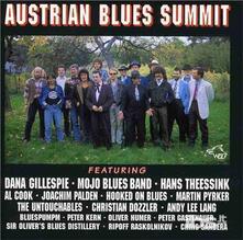 Austrian Blues Summit - CD Audio
