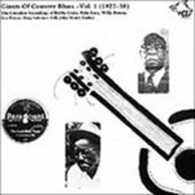 Giants of Country Blues - CD Audio