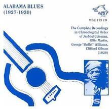 Alabama Blues - CD Audio