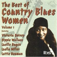 Best of Country Blues - CD Audio