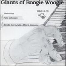 Giants of Boogie Woogie - CD Audio