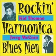 Rockin' Harmonica Blues - CD Audio di Jerry McCain,Kid Thomas
