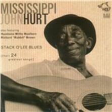 Stack O'Lee Blues - CD Audio di Mississippi John Hurt