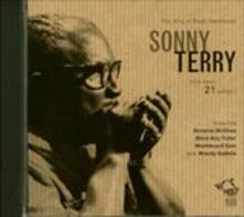 His Best 21 Songs - CD Audio di Sonny Terry