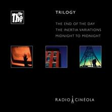 Radio Cineola. Trilogy (Deluxe Edition) - CD Audio di The The