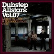 Dubstep Allstars vol.7 - CD Audio