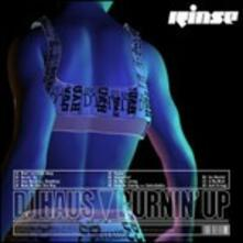 Burnin Up - CD Audio di DJ Haus