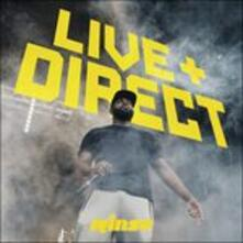 Live and Direct - CD Audio di P Money