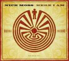 Here I am - CD Audio di Nick Moss