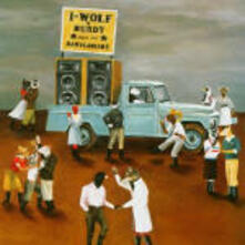 Meets the Babylonians - CD Audio di I-Wolf