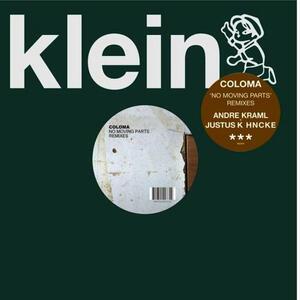 No Moving Parts Remixes - Vinile LP di Coloma
