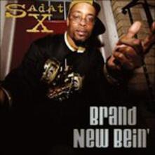 Brand New Bein' - CD Audio di Sadat X