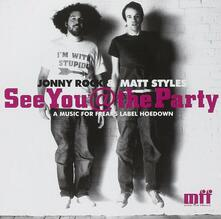 See you at the Party - CD Audio