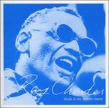 Blues Is My Middle Name - CD Audio di Ray Charles