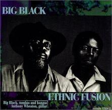 Ethnic Fusion - CD Audio di Big Black