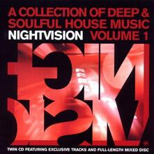 Nightvision. A Collection of Deep & Soul - CD Audio